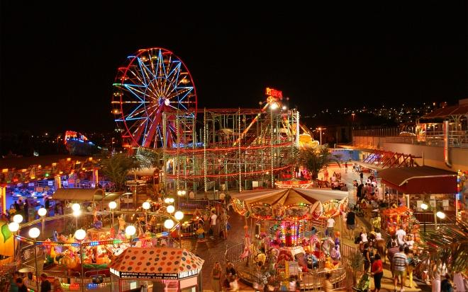 Gran Canaria Funfair