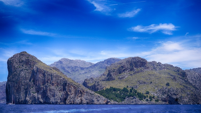 Mallorca Mountains No. 2 (HDR)