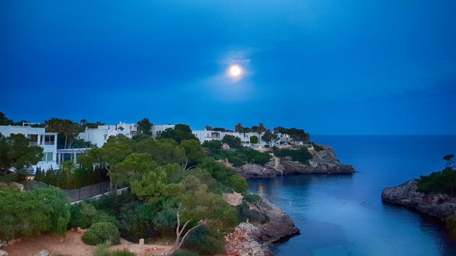 Night At Cala dOr