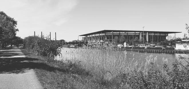 Wolfsburg Landmark (Factory Autostadt VFL Stadion)