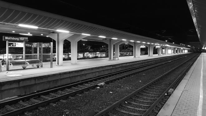 Wolfsburg Railway Station