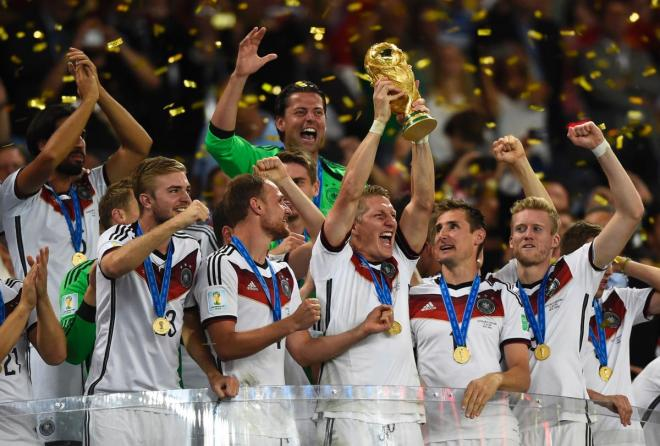 Germany Wins World Cup In Brazil