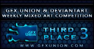 GFX Union 3rd Place