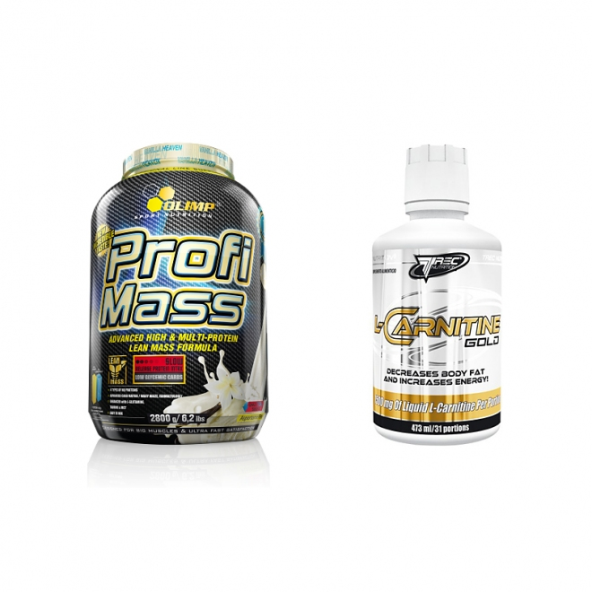 Profi Mass And L-Carnitine