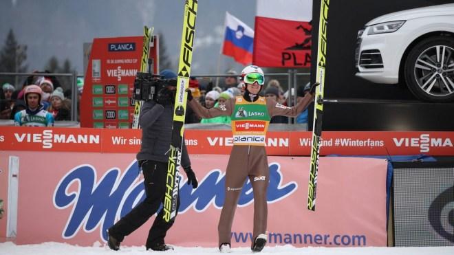 Skispringen Kamil Stoch