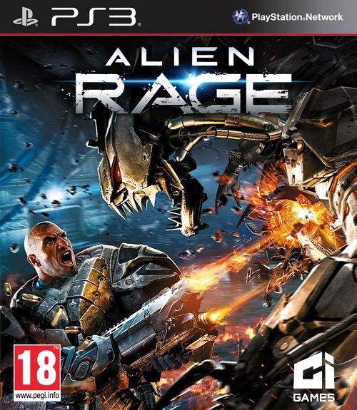 Alien Rage