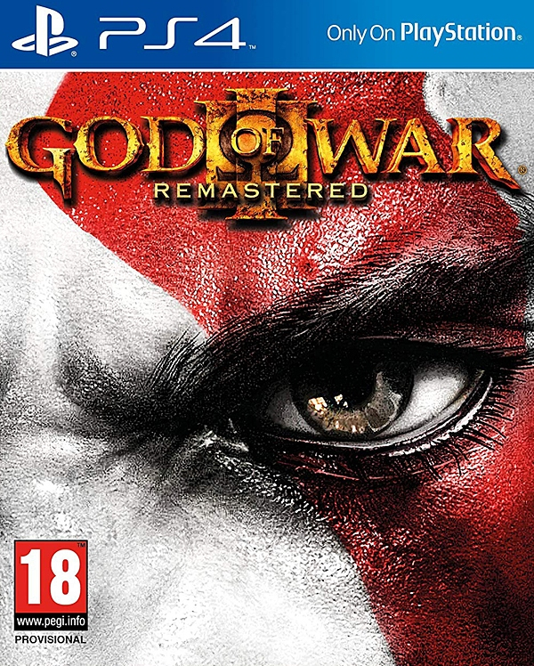God Of War III Remastred